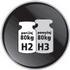 Dostępne twardości H2, H3